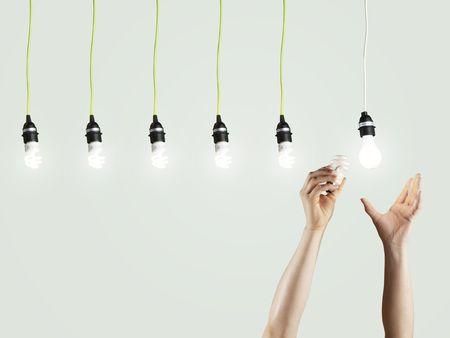 zastąpić: Koncepcja kreatywności i energii  Zdjęcie Seryjne