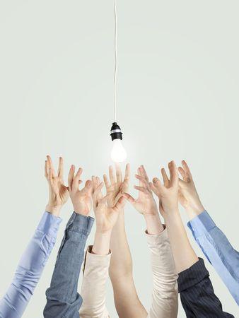 creativity , teams, energy concept