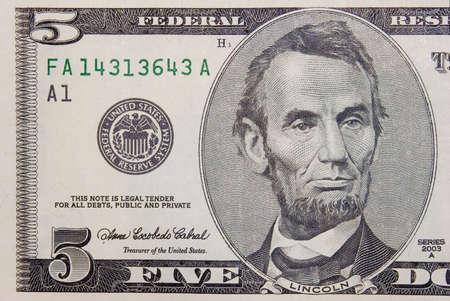 plunder: The 5 dollars banknote macro