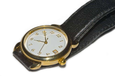 clang: The watch isolated