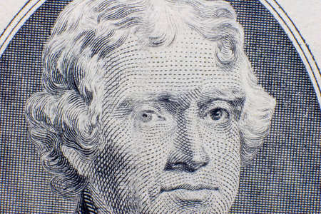 plunder: the part of two dollars banknote macro