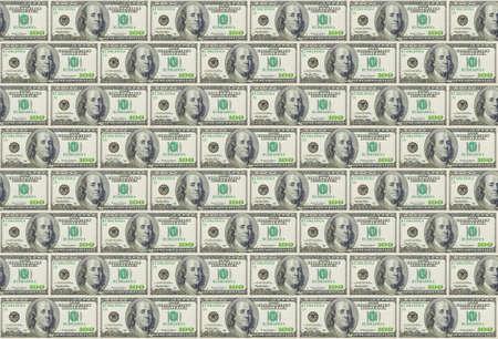 L'arri�re-plan sans faille de dollars US de billets
