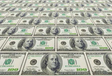 arri�re-plan la notion de dollars US de billets Banque d'images