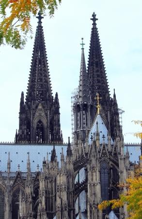 north rhine westphalia: Cathedral in Cologne, North- Rhine Westphalia, Germany