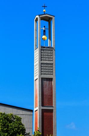 elisabeth: Saint Elisabeth Church in Kassel, Germany Stock Photo