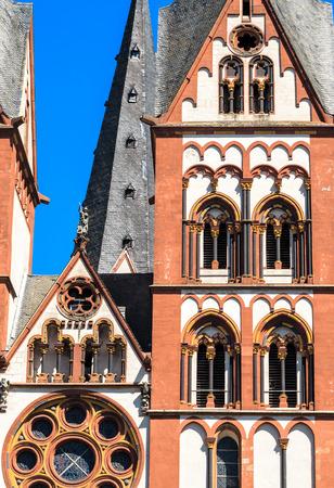 limburg: Cathedral of Limburg an der Lahn, Germany
