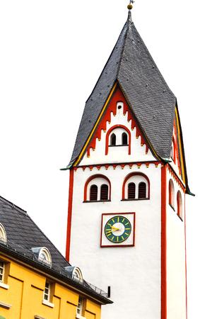 limburg: Picturesque architecture in Limburg an der Lahn, Germany