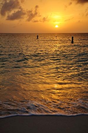 cayman islands: Cayman Islands Sunset
