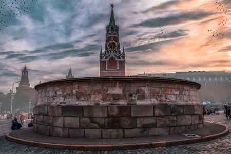 Lobnoye Mesto on Red Square