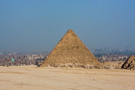 Giza Pyramids - Cairo - Egypt