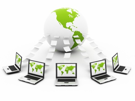 Global green Computer Network