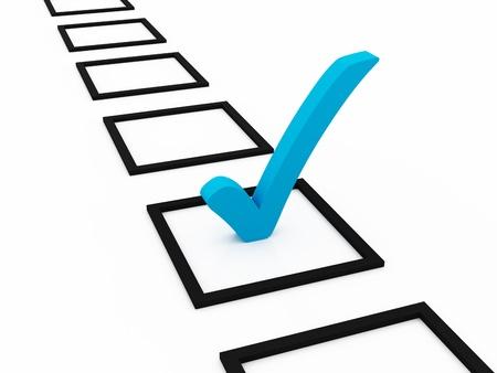 web survey: Lista de comprobaci�n de s�mbolo