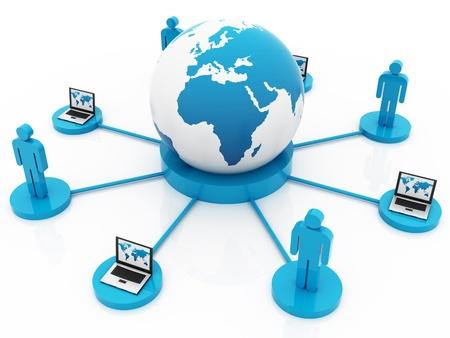 Global blue Network