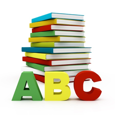 Education Concept, ABC photo