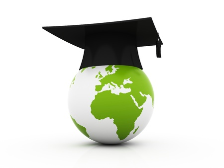 Global Education Stock Photo - 12156926