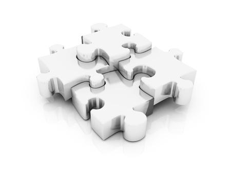 solution puzzle photo