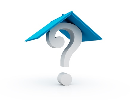 Question home photo