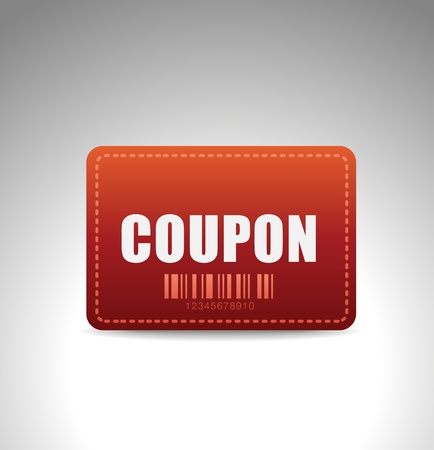 vector coupon icon Vector