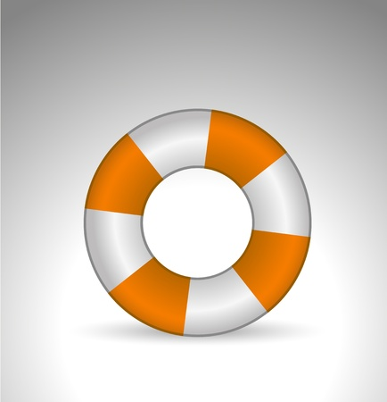 vector Life Float icon Stock Vector - 12492794