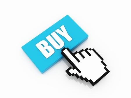 buy button concept photo