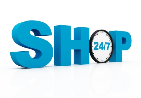 shop twenty four seven photo