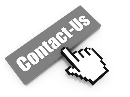 contact us button concept photo