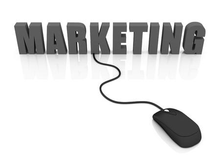 marketing concept Stock Photo - 12727497