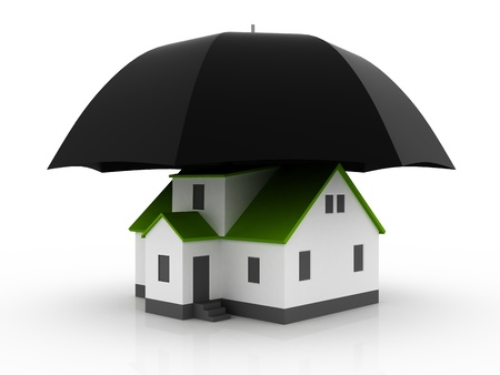 Property insurance Stock Photo - 12727345