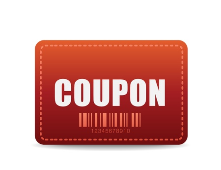 vector coupon icon Stock Vector - 13191491
