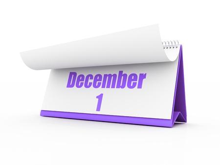 december kalender: Zonsondergang in de zomer veld