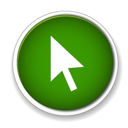 mouse cursor: Mouse cursor sign icon