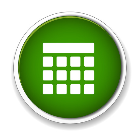 grid: Thumbnails grid sign icon