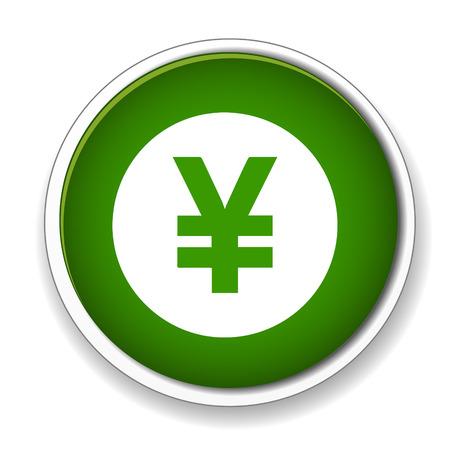 yen sign: Yen sign icon