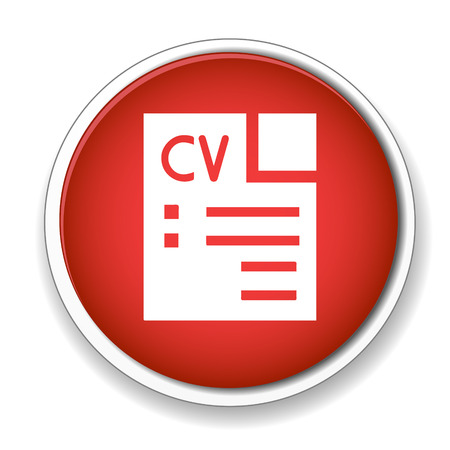 curriculum vitae: Curriculum vitae icon