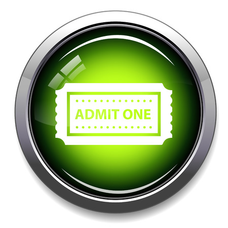 admit: Admit one icon