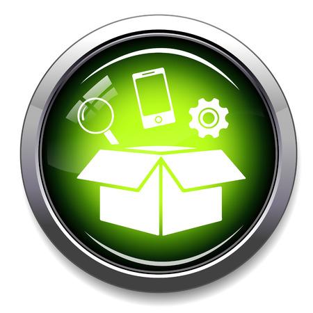 app store: App store icon