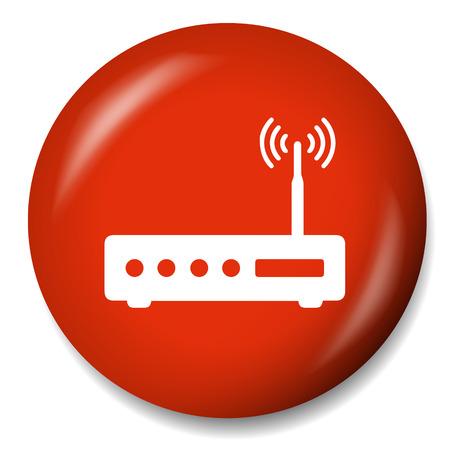 dsl: icona del modem