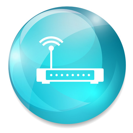dsl: router icon