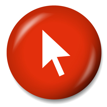 mouse cursor: Mouse cursor sign icon. Pointer symbol