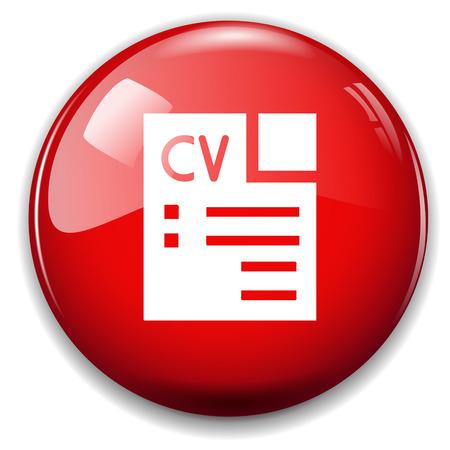 Curriculum vitae icon Vector