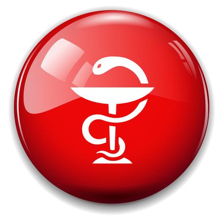 pharmacy icon: Apotheke-Symbol