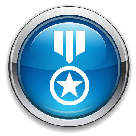 award badge: award badge icon Illustration