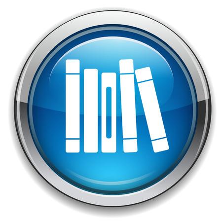 read magazine: Books library icon