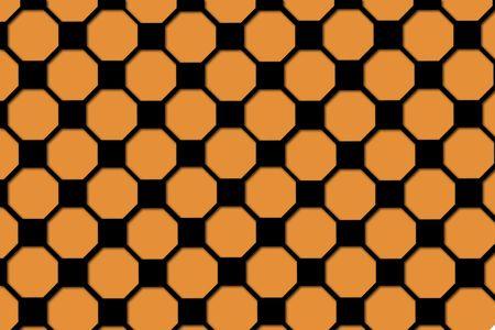 simple geometric  design