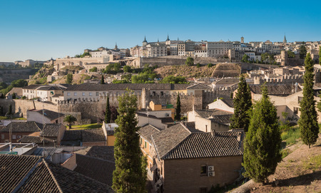 toledo town: Toledo is a municipality located in central Spain, 70 km south of Madrid.