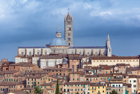 Siena is a city in Tuscany, Italy. It is the capital of the province of Siena.