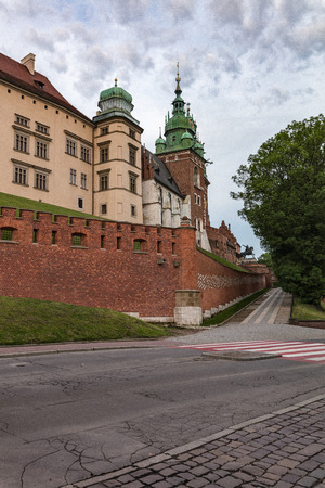 The complex consists of many buildings and fortifications; the largest and best known of these are the Royal Castle and the Wawel Cathedral.