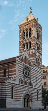 Chiesa di San Paolo dentro le Mura also known as the American Church in Rome.