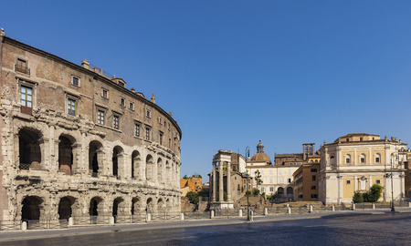Teatro di Marcello - Theatre of Marcellus, Rome Italy