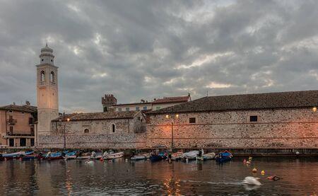 Lazise is a comune in the Province of Verona in the Italian region Veneto located on Lake Garda